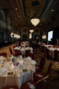 Awards banquets