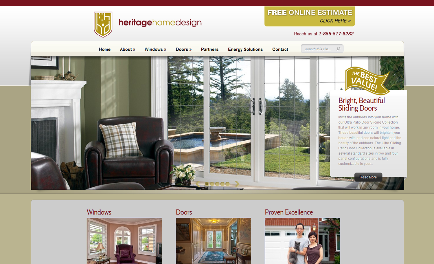 Introducing Heritage Home Design